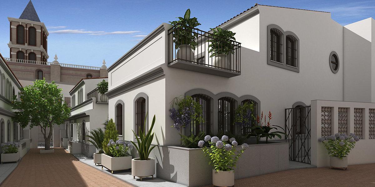 Las mejores promociones actuales de viviendas en Sevilla - Grupo Gabriel Rojas