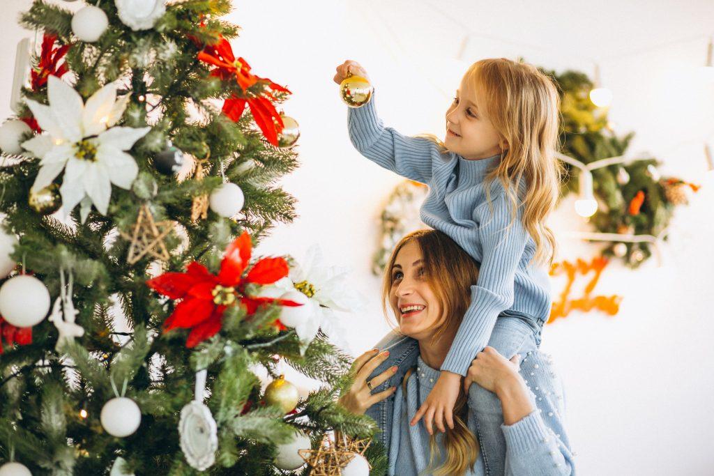 Consejos para decorar tu primera casa en navidad